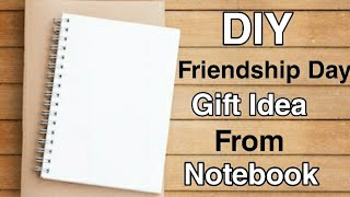 DIY Friendship Day Gift Idea/ Easy Handmade Gifts For Friendship Day/ Friendship Day Gift Ideas 2020