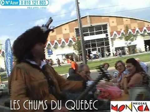 LES CHUMS du QUEBEC