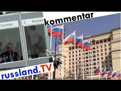 Deutsch-russischer Neuanfang? [Video]