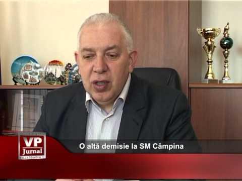 O altă demisie la SM Câmpina