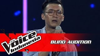 Matthew - Ada Yang Hilang | Blind Auditions | The Voice Indonesia GTV 2018