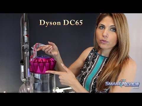 Dyson Animal | Dyson DC65 Complete Vacuum Demonstration | Animal Upright Vacuum Review | Best Dyson