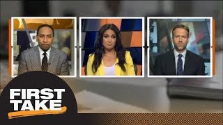 First Take sends condolences to Gregg Popovich after wife Erin's death | First Take | ESPN