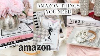 GIRLY AMAZON THINGS YOU NEED IN YOUR LIFE!📦💕