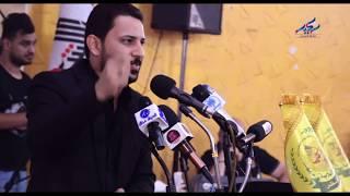 الشاعر علي عماد ... مهرجان الامام العباس الثاني عشر |الوفاء لرمز الوفاء| 2018