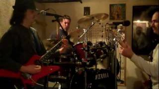 3 Man Rock Jam - Earache My Eye (Cheech & Chong cover)