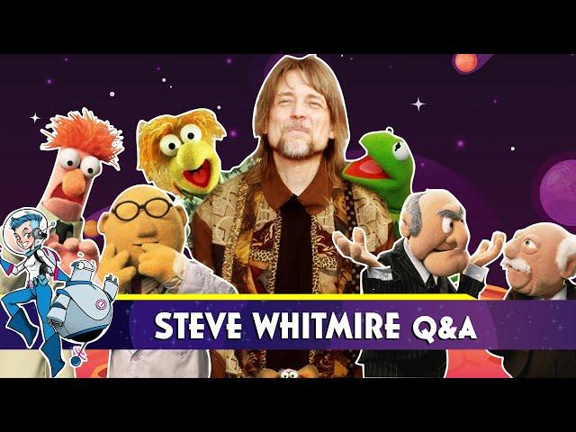 Steve Whitemire Q&A
