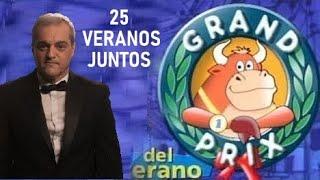 El Grand Prix Del Verano 2020: 25 Veranos Juntos