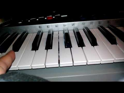 Fortnite Ditty It Meme Slow Easy Piano Tutorial Smotret Onlajn