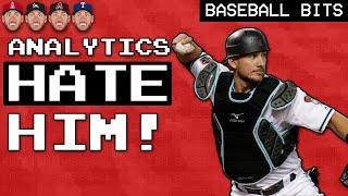 Jeff Mathis Can't Hit, but He's Good for Baseball   Baseball Bits