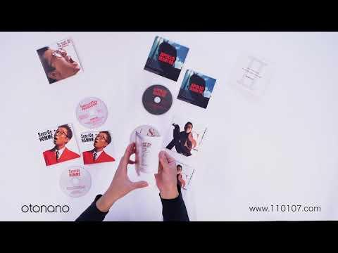 大江千里 『Senri Premium Ⅱ ~MY GLORY DAYS 1989-1992』[開封の儀]