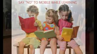 "Children's Say ""No"" To Mobile While Learning Anything"