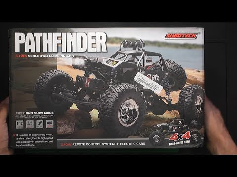 SUBOTECH BG1515 1/12 Pathfinder 4WD RTR from banggood.com