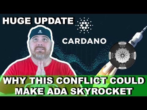 HUGE Cardano Update | Why This Make ADA Price Skyrocket (видео)