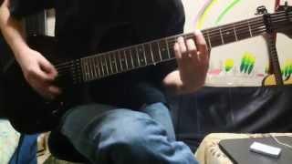 【Unlucky Morpheus】 La Voix Du Sang 【Guitar Cover】