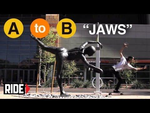 Aaron Jaws Homoki Skates Phoenix - A to B