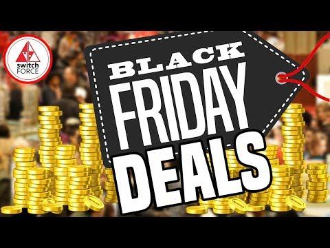 Nintendo Switch Black Friday 2018 Best Deals for Gaming! (Black Friday Walmart, Best Buy, Target)