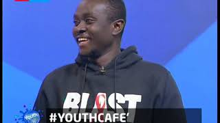 MC Baridi talks about Kenyan Musical Industry | YOUTH CAFE