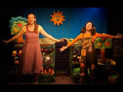 Spectacle musical pour tout petits - Le Jardin de Lilou