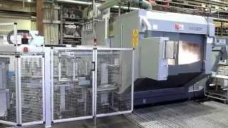 preview picture of video 'ANGER HCP 8 Machining Center on Go-Dove.com'