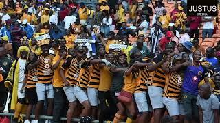 Kaizer Chiefs Fans Dance Makhadzi Ft DJ Call Me   Matorokisi