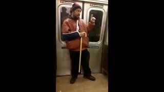 Jamel Wright - Love you like i do (NYC Subway Talent)