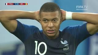 HIGHT LIGHT: France v Belgium   2018 FIFA World Cup Russia™   Match 61