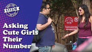 Asking Cute Girls Their Phone Number - S.T.F.U. 18 Pranks