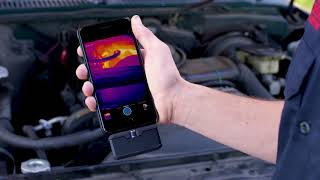 Serie FLIR ONE® Pro LA TERMOCAMERA TASCABILE - video