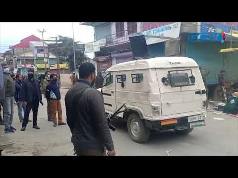 Coronavirus: 12 shops, fish market, hotel sealed in Bandipora for violating prohibitory orders