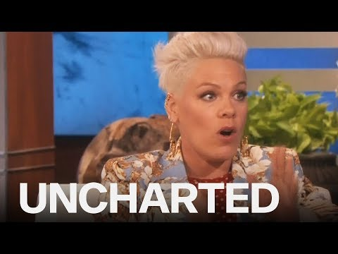 Reaction To Pink's 'Hurts 2B Human' | UNCHARTED