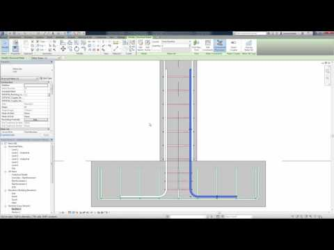 Revit 2017 - Graphical Rebar Constraints Management