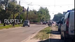 Ukraine: LPR head Plotnitsky hospitalised after suspected assassination attempt