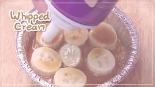 สอนทำขนม Banana Coffe Pie พายกล้วยรสกาแฟ