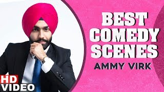 Best of Ammy Virk | Comedy Scenes | Sufna | Qismat | Best Comedy Scenes 2020 | Speed Records