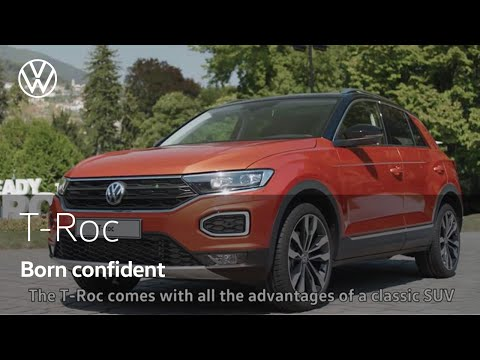 Volkswagen presents the new T-Roc at its World premiere at Lake Como.