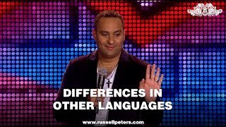 Differences In Other Languages | Russell Peters