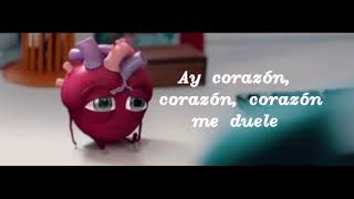 Cali Y El Dandee   Ay Corazón (LETRA)