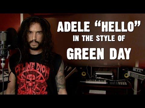 hqdefault - El Hello de Adele al estilo Green Day... Suena genial!