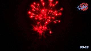 """Салют ЮВІЛЕЙНА 25 выстрелов от компании Интернет-магазин пиротехнических изделий """"Fire Dragon"""" - видео"""
