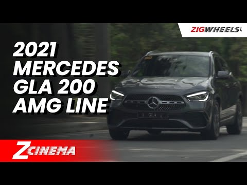 2021 Mercedes-Benz GLA 200 AMG Line