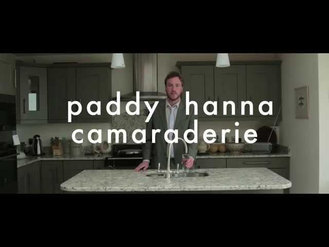 Camaraderie - Paddy Hanna