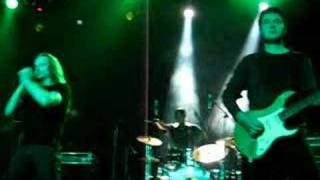 Threshold - Part of the Chaos Live in Belgrade
