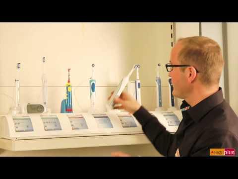 Elektrische Zahnbürsten - Darauf kommt es an!