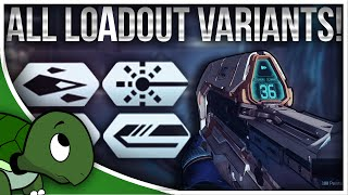 """ALL LOADOUT VARIANTS"" 