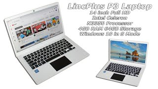 LincPlus P3 14 inch Full HD Laptop Review