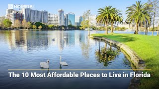 10 Most Affordable Places to Live in Florida | HOMEiA's Reviews