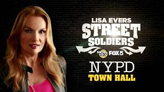NYPD Town Hall with Rapper Fat Joe, NYPD Chief, Brooklyn Councilman [STREET SOLDIERS EXCLUSIVE]