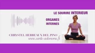 SOURIRE INTERIEUR – ORGANES INTERNES