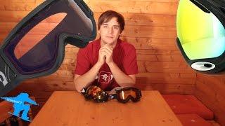 Snowboard Brillen Guide